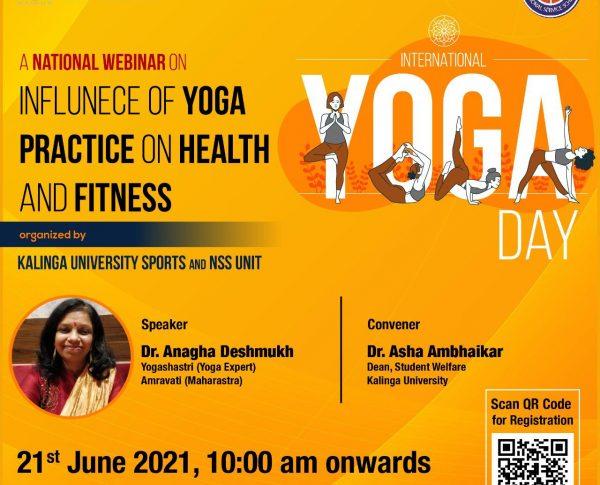 influence of yoga