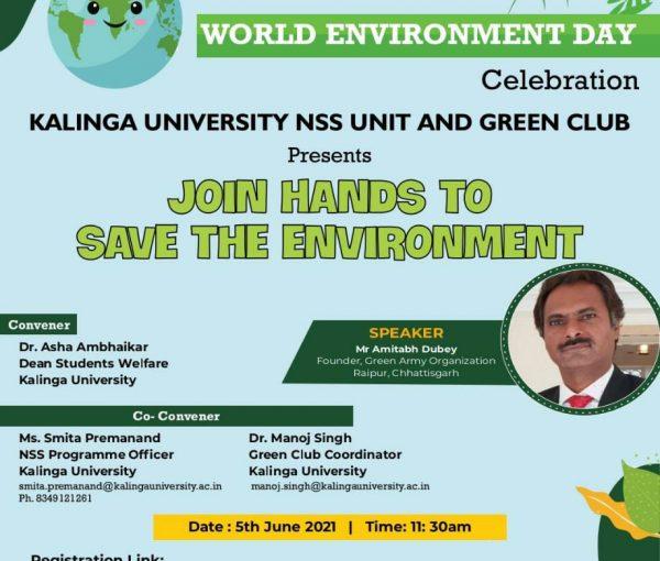 Environment Day Webinar
